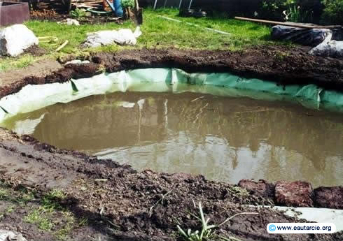 Eautarcie mise en place des syst mes pour eaux grises for Bache etanche bassin